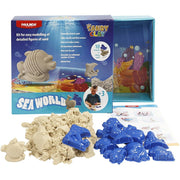 Kit Arena para Modelar Sandy Clay Sea World