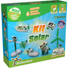 Kit Solar 6-en-1 Science4you