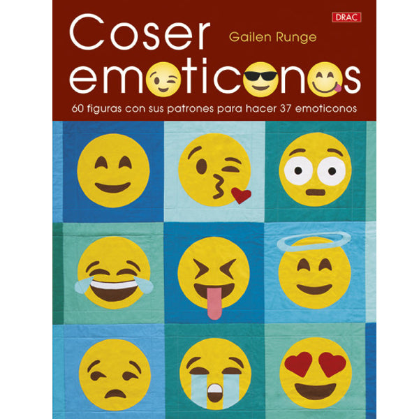 Coser Emoticonos - Editorial Drac