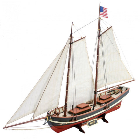 Maqueta De Barco En Madera: New Swift