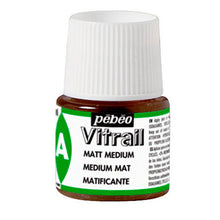 Medium Mate Vitrail 45ml Pebeo