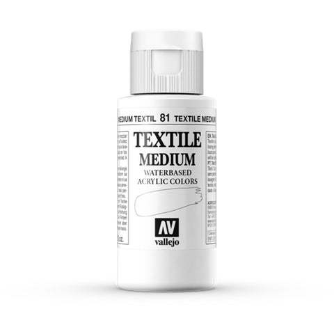 Medium Textil 60ml Vallejo
