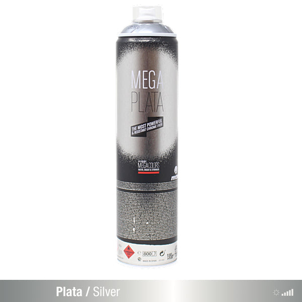 Spray MEGA Plata 600ml Montana