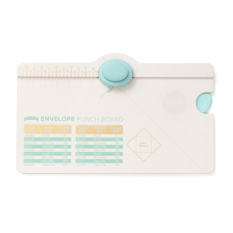 Mini Envelope Punch Board para Sobres We R Memory Keepers