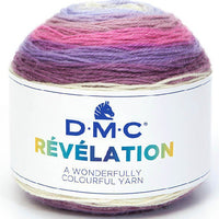 Ovillo Lana Multicolor Revelation 150gr DMC