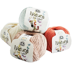 Ovillo Natura Just Cotton 50gr DMC
