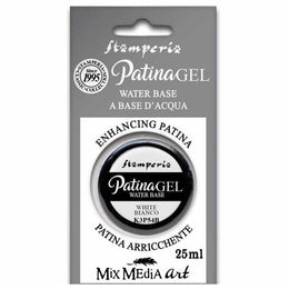 Pátina Gel Blanco 25ml Stamperia