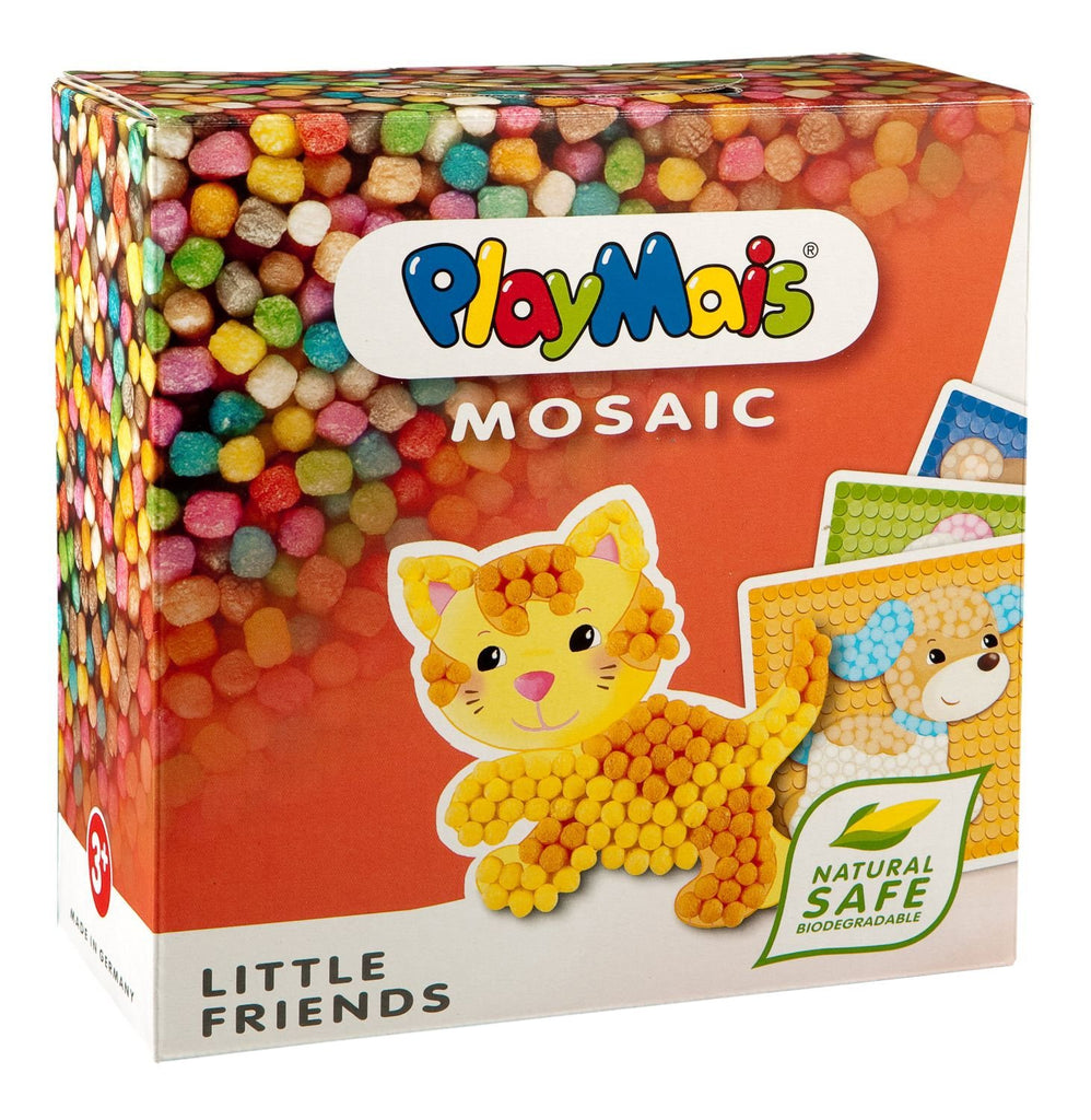 Playmais Mosaic Little Friends 230 Piezas