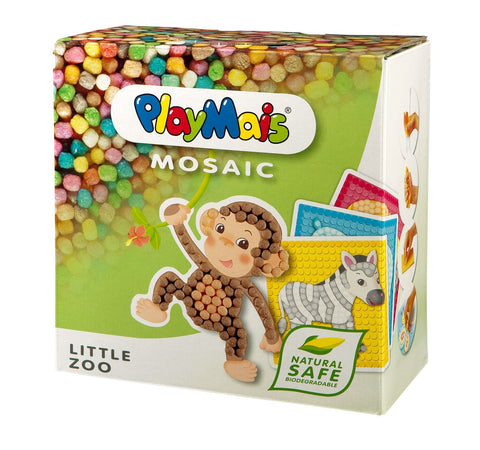 Playmais Mosaic Little Zoo 230 Piezas0 Piezas