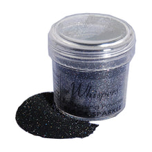 Polvos para Embossing 'Black Sparkle' Whispers