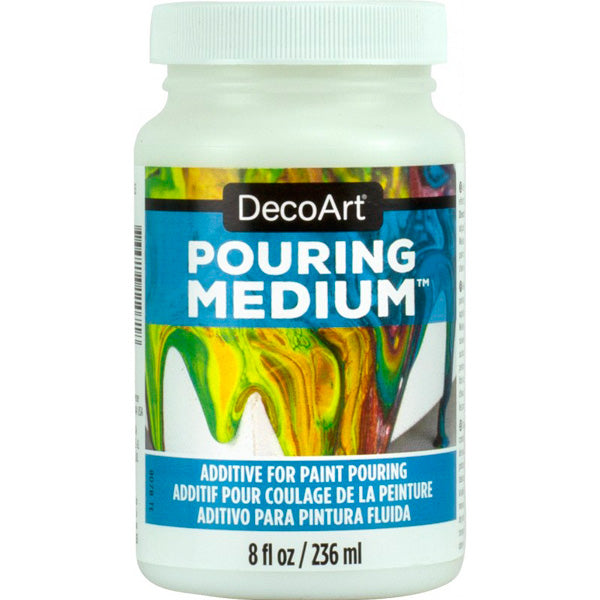 Pouring Medium 236ml DecoArt