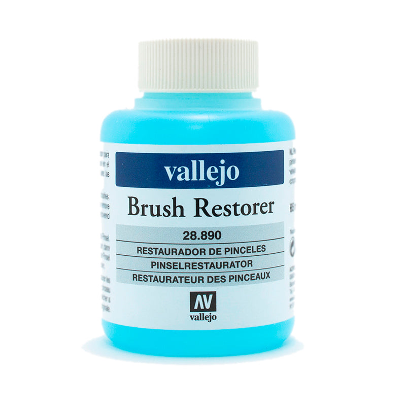 Restaurador de Pinceles 85ml Vallejo