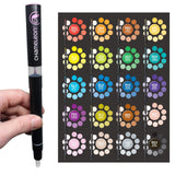 Set 22 Rotuladores Chameleon Pen Deluxe Set