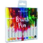 Set Rotuladores ECOLINE Brush Pen 10uds