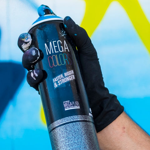Spray MEGA Colors 600ml Montana