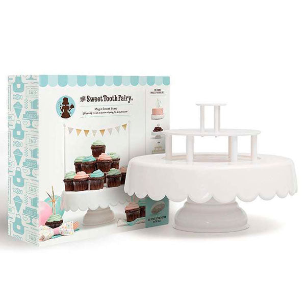 Stand Blanco para Pastel Sweet Tooth Fairy