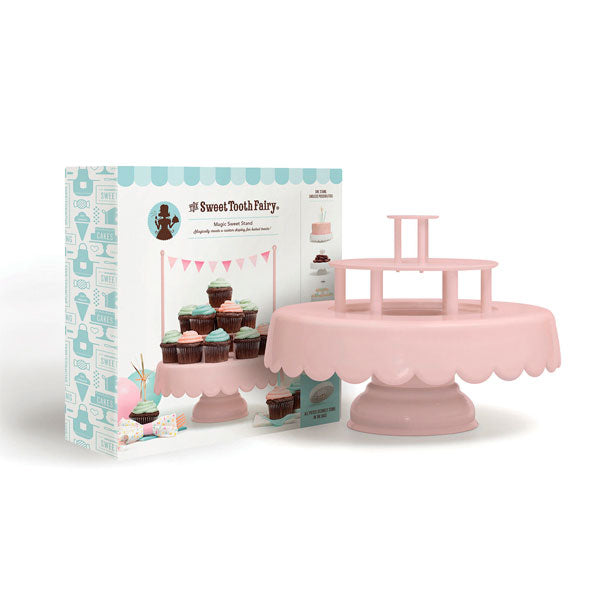 Stand Rosa para Pastel Sweet Tooth Fairy
