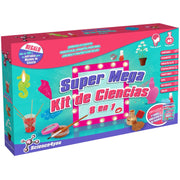 Super Mega Kit de Ciencias 8-en-1 Science4you