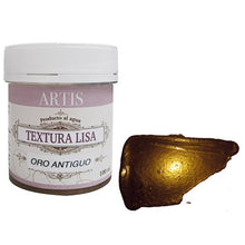 Textura Lisa Oro Antiguo 100ml ARTIS Dayka