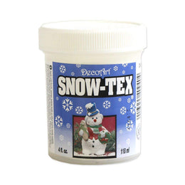 Textura Nieve Artificial 118ml DecoArt
