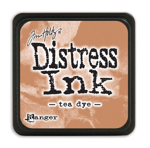 Tinta Distress Mini Ink Tea Dye