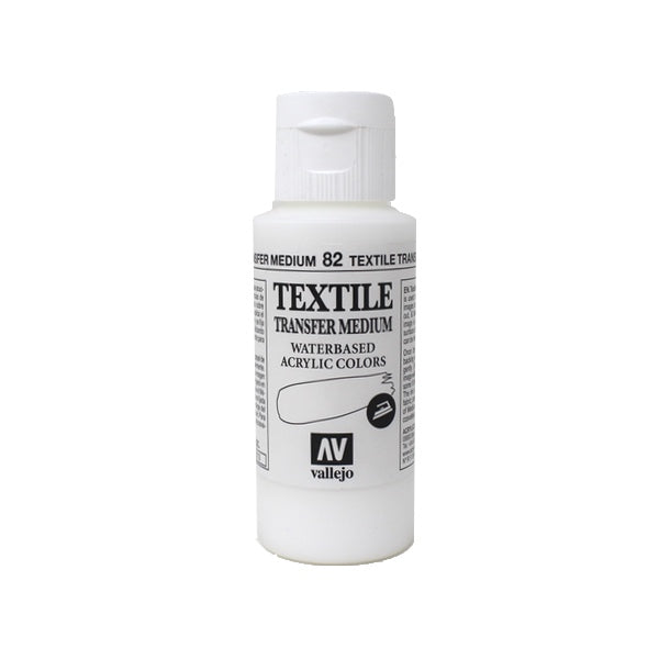 Medium Textil Transfer 60ml Vallejo