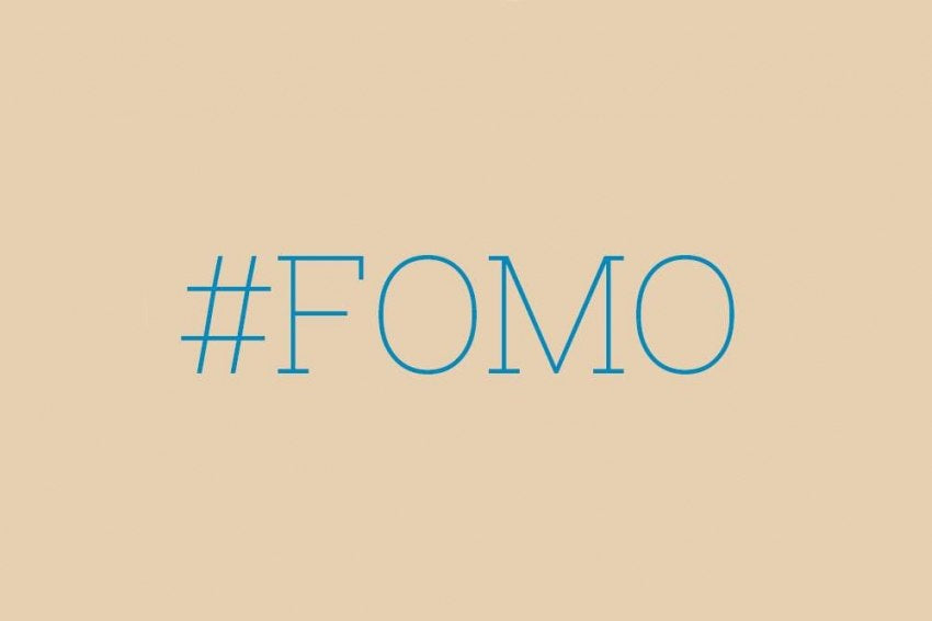 5 Steps to Get Over Founder F.O.M.O