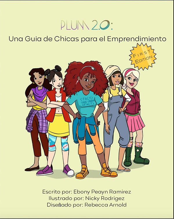Young Entrepreneurs Guidebook + Journal en Espanol