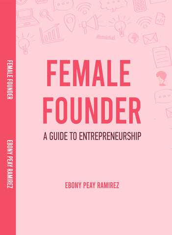 Female Founder Guidebook Journal (For Young Women) - DIGITAL