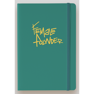 Female Founder Journal Turquoise