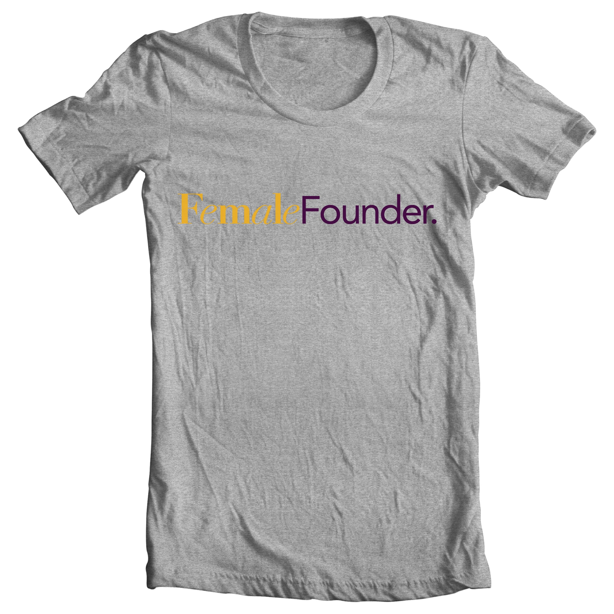 Female Founder2 Graphic Tee from #SHL