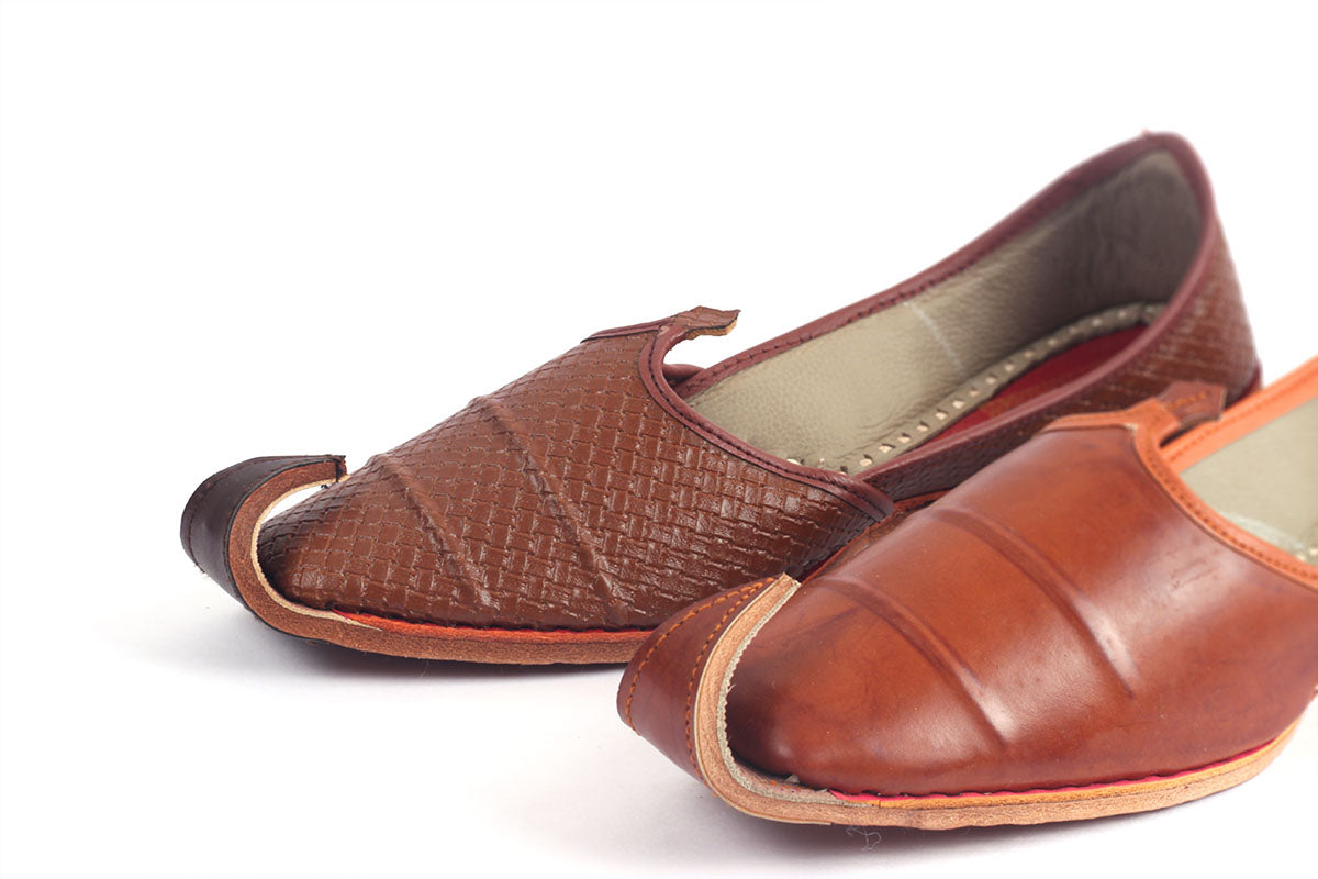 Shop Ethnic Shoes Online - Pure Leather