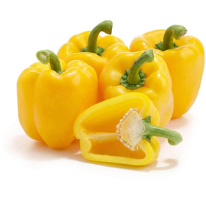 Bell Pepper Capsicum Garden Supply Heirloom Organic Seeds Shimla Simla Mirch Vegetable Seeds