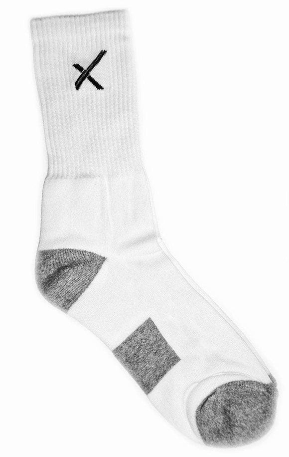 Printed Above Ankle-Length Men's Socks (Pack Of 3)