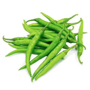 Green Chilly (Hot Pepper) Seeds