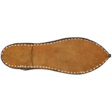 Brown Handcrafted Juti for Man