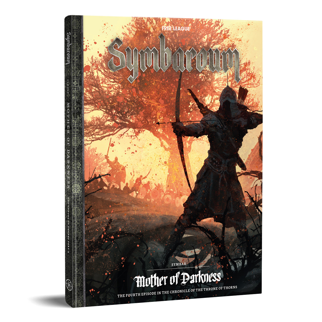 Symbar - Mother of Darkness: Symbaroum RPG -  Free League