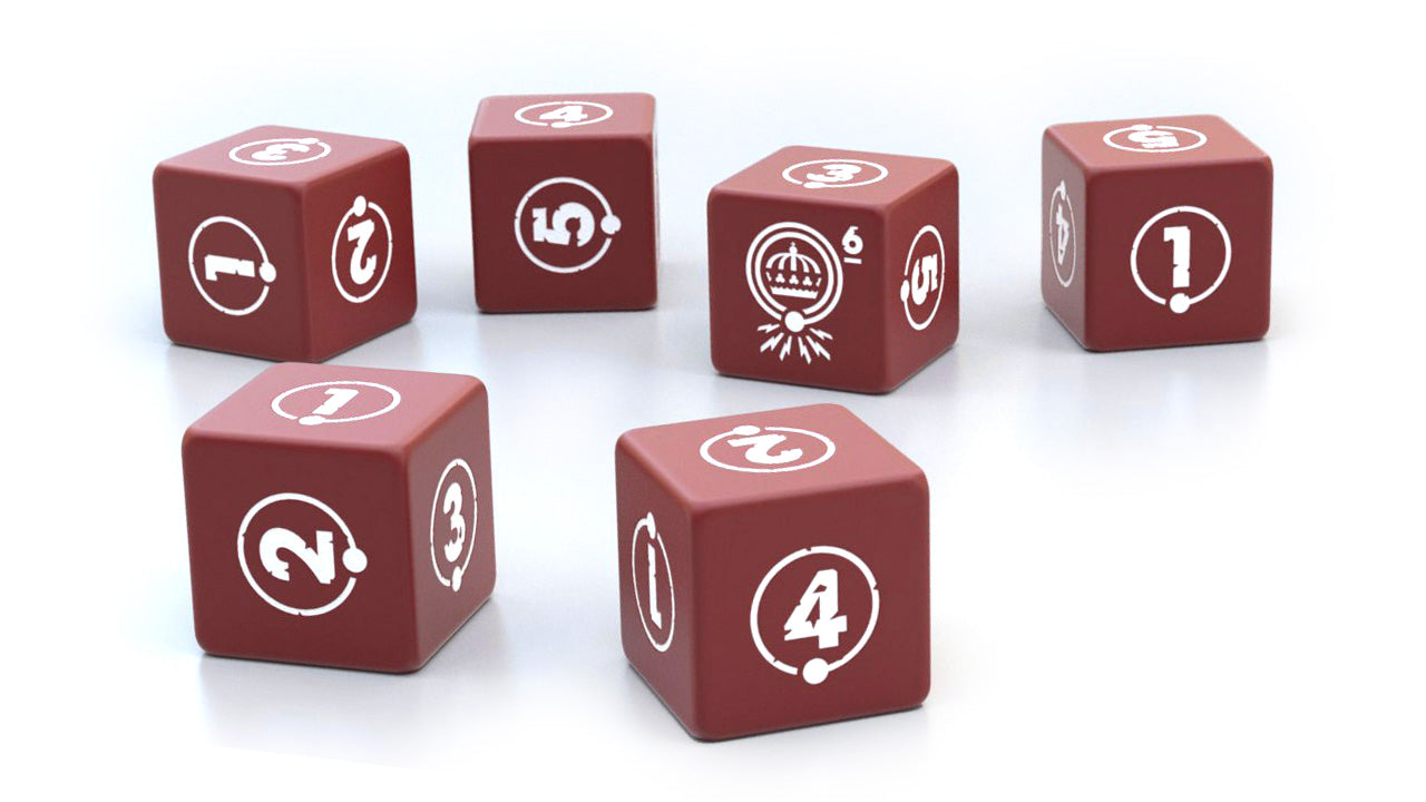 Things from the Flood RPG: Dice Set -  Free League