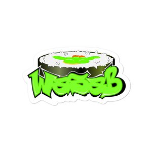 """WasaB"" Bubble-free stickers"