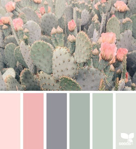 Spring and Summer Wedding Color Trends 2018
