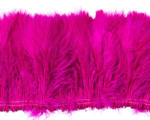 Hot Pink Marabou Feathers by the Pound