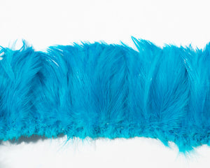 "Hackles Turquoise 4/6"" lbs"