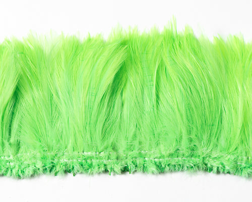 Hackles Lime Green 4/6