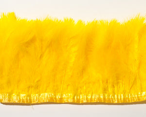 Yellow Marabou Feathers by the Pound