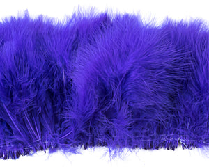 Purple Marabou Feathers by the Pound