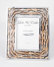 Partridge Feather Picture Frame - The Hadley