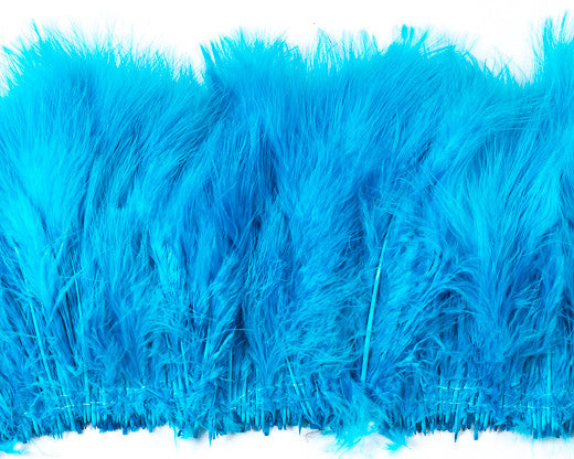 Turquoise Marabou Feathers by the Pound
