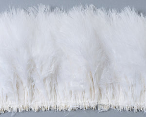 White Marabou Feathers by the Pound