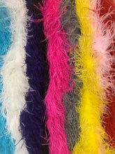 Ostrich Boa 6 Ply (CHOOSE YOUR COLOR)