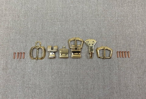 Scabbard/sword belt parts